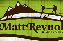 Matt Reynolds Mountain Guiding