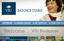 VIU Bookstore