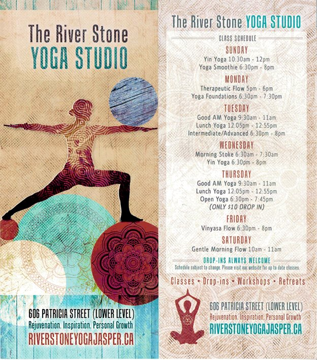 Riverstone Yoga Studio Jasper